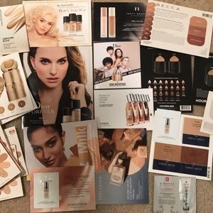 MULTIPLE SAMPLES OF FOUNDATIONS